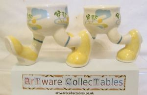 Carlton Ware  Walking Ware Caribbean Design Eggcup - SOLD